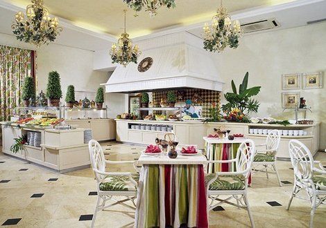 Buffetrestaurant - Hotel Gran Oasis Resort